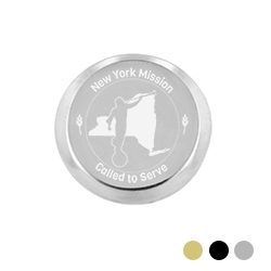 New York Mission Pin