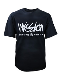 Black Mission: Return With Honor T-Shirt