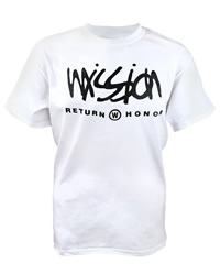 White Mission: Return With Honor T-Shirt