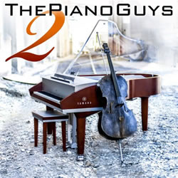 The Piano Guys: 2 CD Set