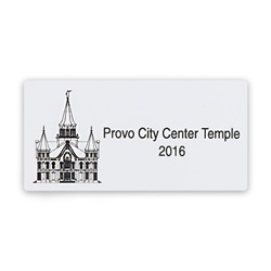 Provo City Center Temple Magnet