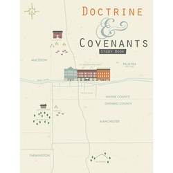 Doctrine and Covenants Study Book red headed hostess, doctrine & covenants study guide, d&c study guide, doctrine and covenants help book, lds d&c study guide, red headed hostess study guide, red headed hostess d&c study guide