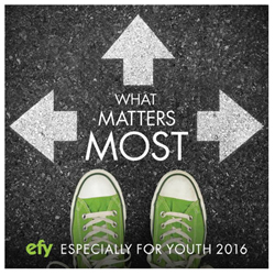 EFY 2016: What Matters Most CD efy cd, 2016 efy cd, what matters most, what matters, what matters cd, 2016 cd for efy