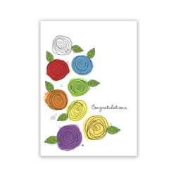 Young Womens Greeting Card