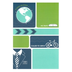 Missionary Greeting Card - Elder