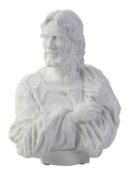 "11.5"" Christ ""I Am"" Bust Statue"