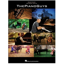 The Piano Guys: Solo Piano and Optional Cello - Songbook
