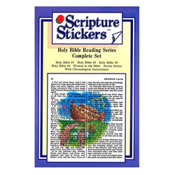 Bible Scripture Stickers