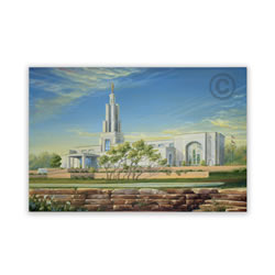 San Antonio Texas Temple Recommend Holder