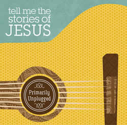 Kristen Nelson: Tell Me The Stories of Jesus CD