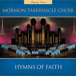 The Mormon Tabernacle Choir: Hymns of Faith CD