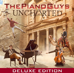 The Piano Guys: Uncharted Deluxe CD & DVD