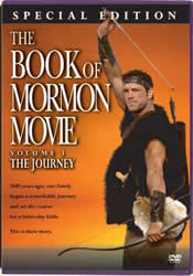 The Book of Mormon Movie DVD