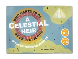Who Wants to Be a Celestial Heir - Book of Mormon Edition - CF-P17307