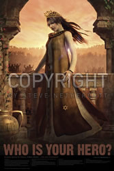 Esther, Queen of Persia Poster