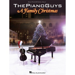 The Piano Guys: A Family Christmas - Songbook