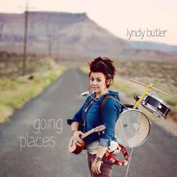 Lyndy Butler: Going Places CD