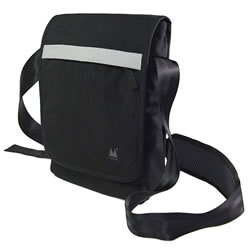 Helix Bag - Black missionary bag, shoulder bag, missionary bag, shoulder bag, lds missionary shoulder bag, lds missionary tracting bag, lds missionary bag