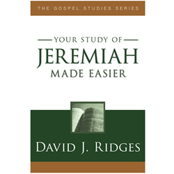 Jeremiah Made Easier