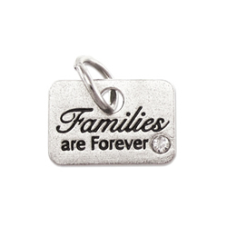 Families Are Forever Charm