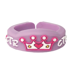 Adjustable Crown CTR Ring