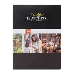 The Life of Jesus Christ Bible Videos DVD