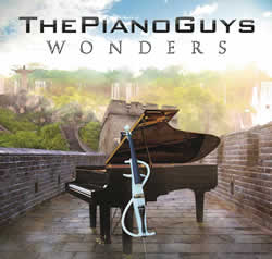 The Piano Guys: Wonders CD