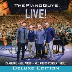 The Piano Guys Live: Deluxe Edition