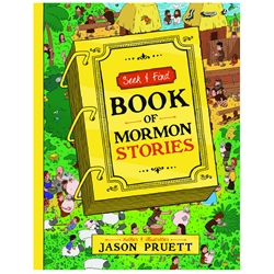 Seek & Find: Book of Mormon Stories - eBook seek and find, childrens ebook, book of mormon stories