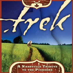 Trek: A Nashville Tribute to the Pioneers CD